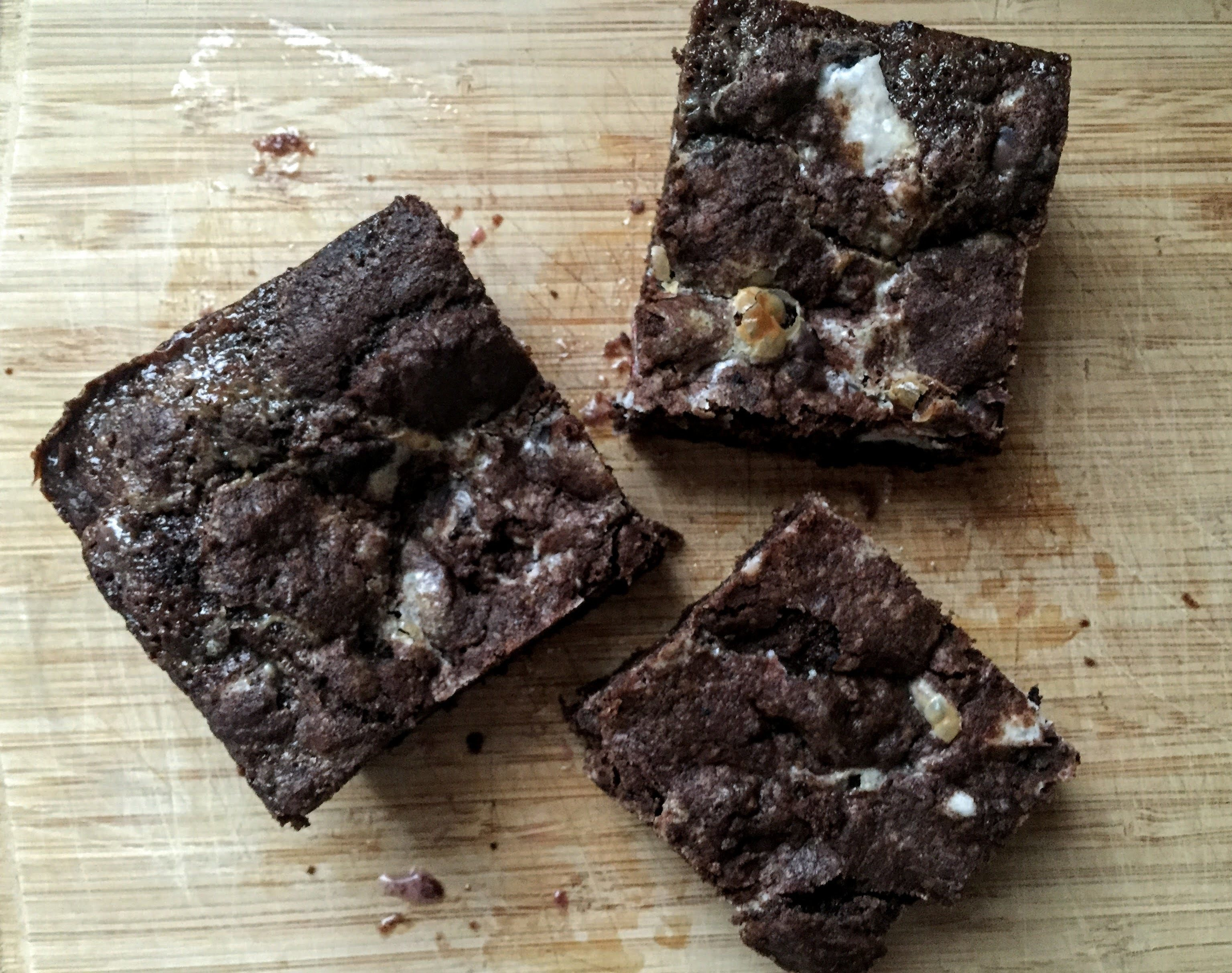 Triple Chocolate Peppermint Ooey Gooey Bars & Cookies!