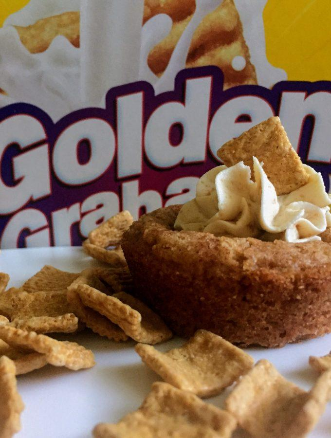 Snickerdoodle Cookie Cups [and thoughts on babies.]